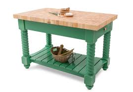 maple kitchen island boos tuscan isle maple end grain butcher block island