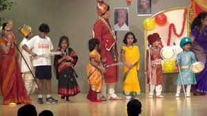skk deepawali and karnataka rajyotsava 2013 fancy dress show
