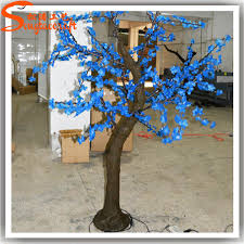 popular lighted cherry blossom tree led tree for wedding