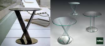 X Side Table Mister X Side Table