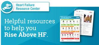 heart failure tools u0026 resources
