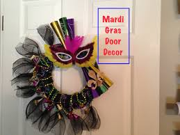 mardi gras door decorations mardi gras door decoration