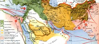Map Of Ottoman Empire 1500 Maps Center For Middle Eastern Studies The Of Chicago