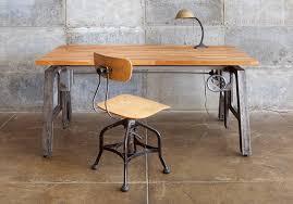 industrial style office desk modern industrial desk image of