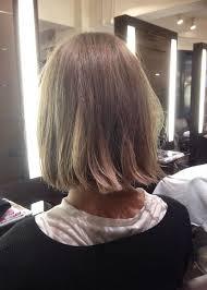 front and back views of medium length hair 21 cute medium length bob hairstyles shoulder length haircut