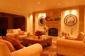 indoor cozy family room ideas home interior with sofas and