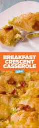 best bacon crescent casserole recipe delish com