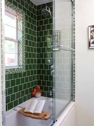 bathroom tile glass subway tile bathroom grey backsplash mosaic
