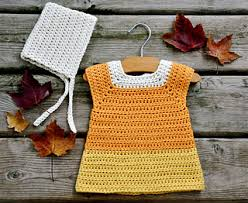 candy corn costume ravelry baby candy corn costume pattern by lora