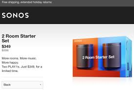 target black friday 2017 sonos sonos cyber monday 2017 sale on play 1 playbar u0026 playbase