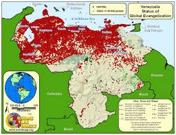 Venezuela World Map by Venezuela Worldmap Org