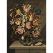 Caterpillar Vase Prices And Estimates Of Works Abraham Bosschaert