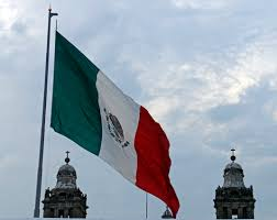 file mexican flag flying over zocalo jpg wikimedia commons