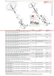 massey ferguson front axle page 57 sparex parts lists