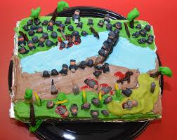 war cakes brookwood school students display knowledge of civil war