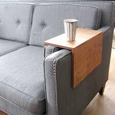 plateau pour canapé tablette pour canape tablette pour canape table basse imitation