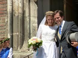 royal musings the wedding of prince francois and princess theresa