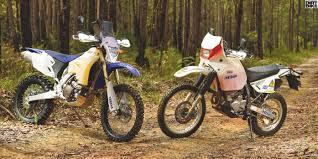 motocross bike setup budget blasters yamaha wr450f vs suzuki dr650se australasian