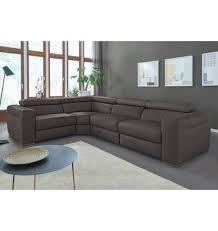 sofa mit elektrischer relaxfunktion natuzzi editions leder polsterecke umberto mit elektrischer
