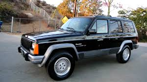 1995 jeep cherokee country 4x4 manual 5 speed sport xj sj like