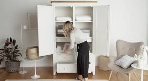 six steps to creating the perfectly organised linen cupboard we