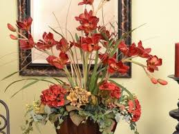 home decor flower arrangements silk flower arrangements for mesmerizing silk arrangements for