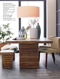 Patio Furniture Crate And Barrel by Dining Set Classy And Comfortable Dining Table Styles With Crate
