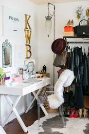 best images about tiny apt tinier closet pinterest kathleen barnes orange county home tour theeverygirl