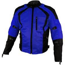 blue motorcycle jacket men s black blue cyclone mesh tri tex armored motorcycle jacket by