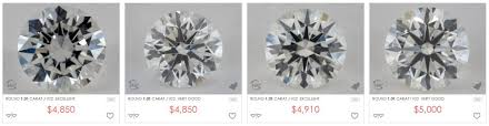 what size diamond earrings should i buy diamond color vs clarity which is more important