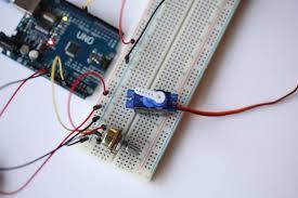 mander un servo moteur arduino3 la fabrique diy