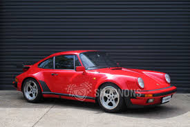 porsche 911 whale tail turbo sold porsche 930 turbo coupe auctions lot 23 shannons