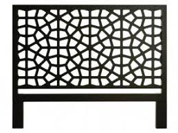 Black Wrought Iron Headboards by Wood And Wrought Iron Headboards Foter