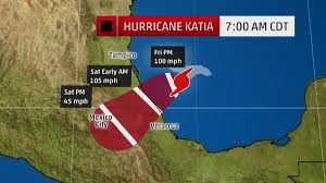 Mexico Hurricane Map The Weather Channel On Twitter