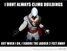 Assassins Creed Memes - elegant funny assassins creed memes 25 best ideas about gaming on