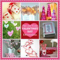 Valentine S Day Homemade Decoration Ideas by Valentines Day Decorating Ideas For Work Thesouvlakihouse Com