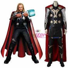 ultron costume age of ultron thor costume custom made v02 ebay