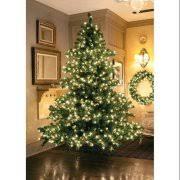 bethlehem lights fiber optic pre lit christmas tree walmart