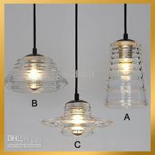 Glass Ceiling Lights Pendant Clear Glass Pendant Lights The Aquaria