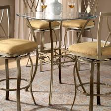 Bar Height Bistro Table Hillsdale Brookside Bar Height Bistro Table With Splayed Legs