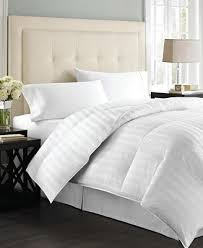 White Down Comforters Closeout Charter Club Vail Level 4 European White Down Comforters