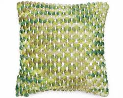 Sofa Cover Online Buy Buy Online Green Diamond Design Woven Cushion Cover Maddhome Com