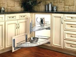 upper corner cabinet options upper corner cabinet kitchen upper corner kitchen cabinet solutions