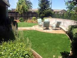 City Backyard Ideas Installing Artificial Grass Missouri City Garden Ideas
