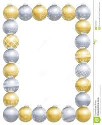 images of silver and gold christmas ornaments all can download