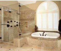 Bathroom Shower Tile Design Mediterranean Master Bathroom Find More Amazing Designs On