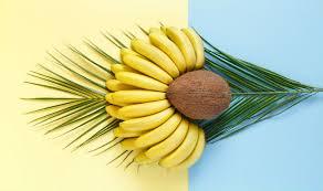 banana hair diy coconut and banana hair mask to get lustrous hair india