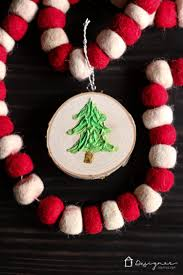 ornaments to make yourself tree ornaments you