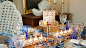 decorations for hanukkah diy menorahs and hanukkah decorating tips hgtv