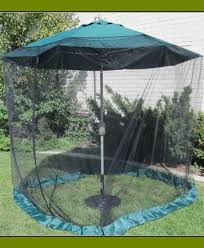 Patio Umbrella With Screen Enclosure Expecting Benefits From Mosquito Netting For Patio Umbrella Naindien